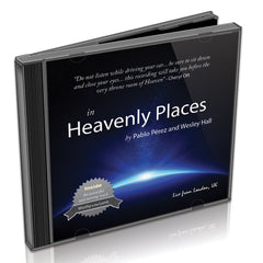 Worship: In Heavenly Places (CD), Pablo Perez & Wes Hall