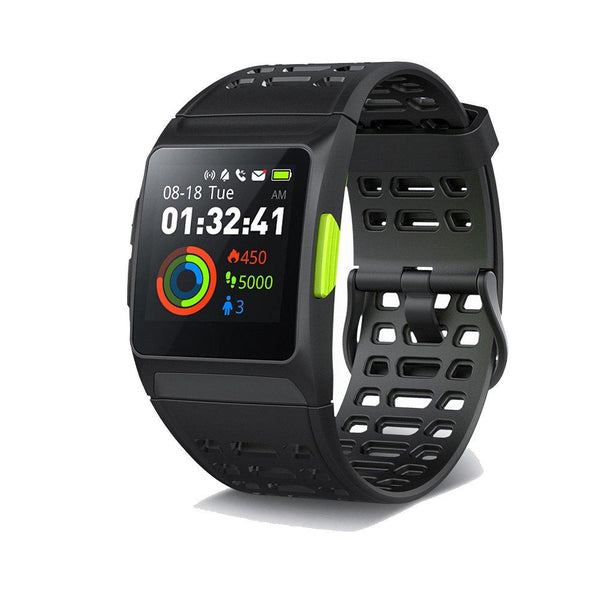 смарт часовник iwown p1 fit  gps heart - new, unk