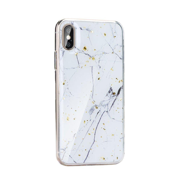 Husa Forcell MARBLE HUAWEI P Smart 2019 design 1