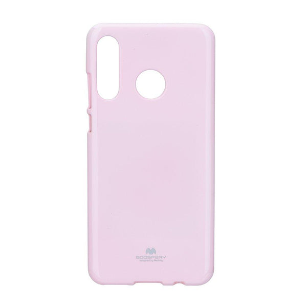Jelly гръб mercury - huawei p30 lite light розов - P30Lite