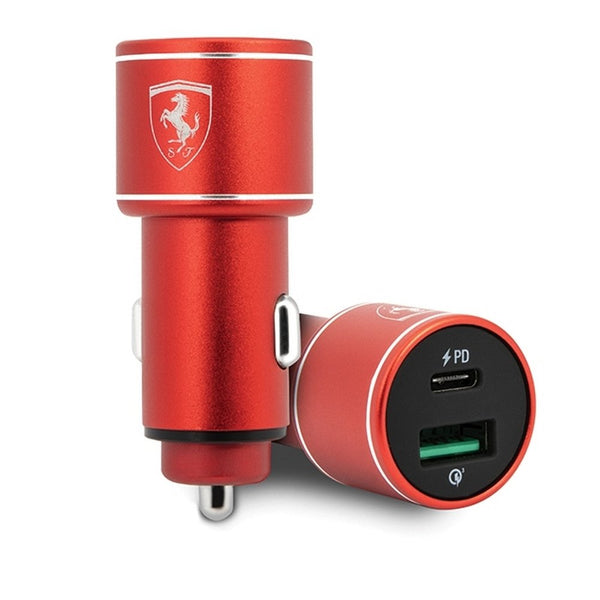 Original car charger ferrari feoccalre 36w fast charge