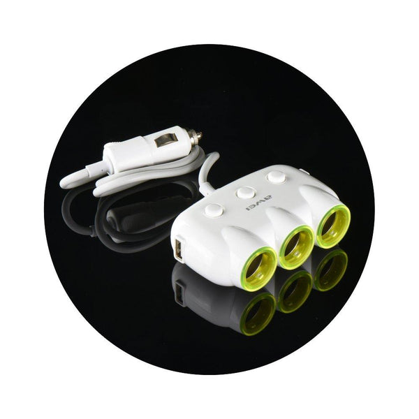 Car separator awei c35 white - charger, new