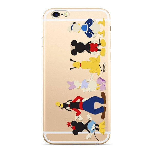 Гръб с licence samsung galaxy a7 2018 mickey and friends - a72018