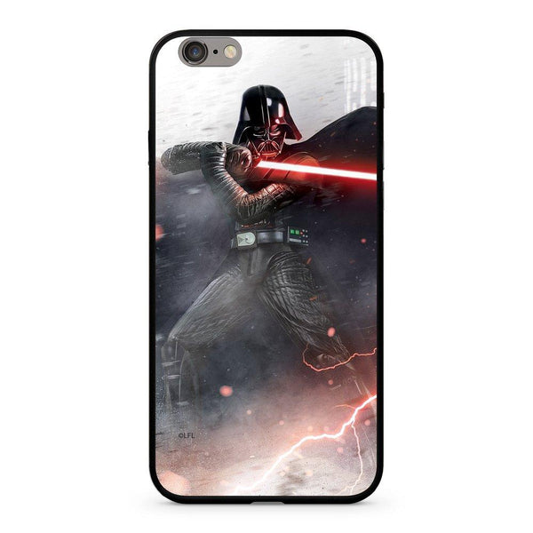 Гръб с licence samsung galaxy s8 star wars darth vader premium glass multicolor 002 - s8