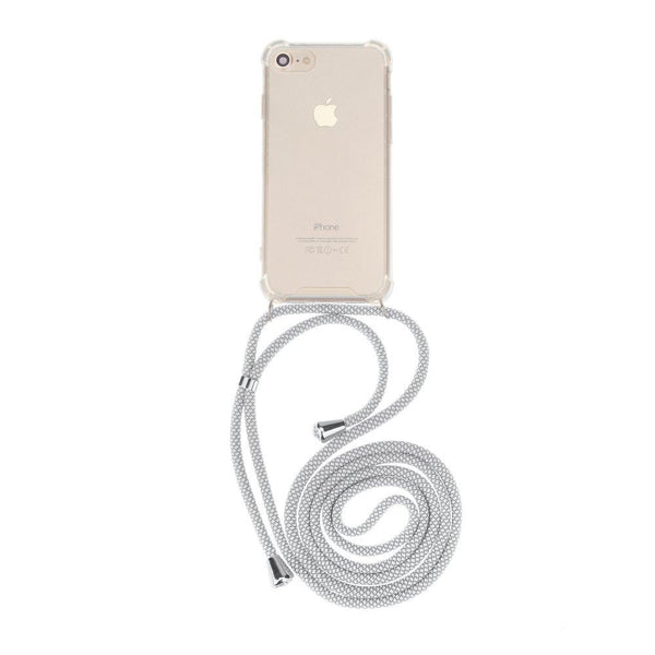 Forcell cord гръб iphone xs max бял - IphoneXsMax