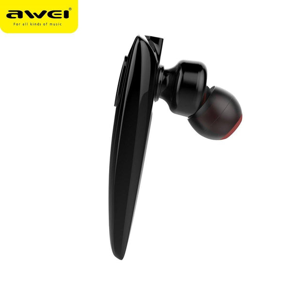 Слушалка блутут/bluetooth awei n3 multipoint черно - BlueTooth, handsfree, new