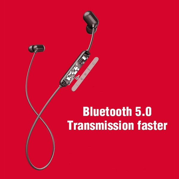 Слушалки блутут/bluetooth Uiisii bt-119 черни - BlueTooth, earphones, new