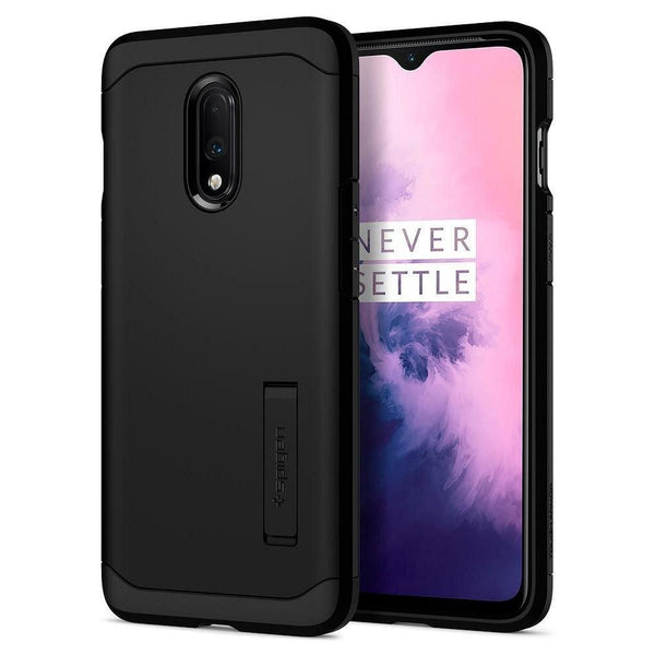 Spigen tough armor гръб oneplus 7 черен - new, oneplus