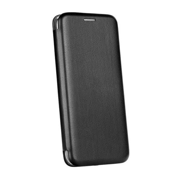 Husa Tip Carte Forcell Elegance - samsung galaxy s10 plus negru