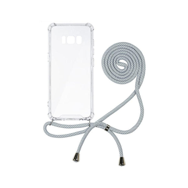 Forcell cord гръб samsung s8 plus бяла - S8Plus