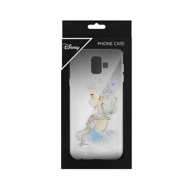 Husa Original - Samsung Galaxy j6+ ( j6 plus ) disney elsa