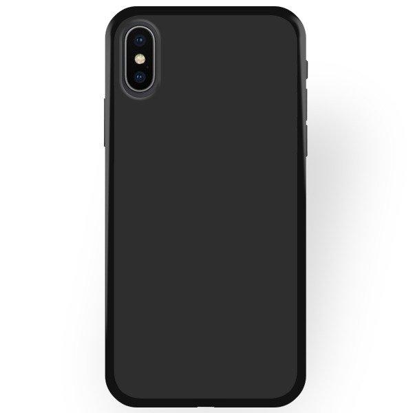 Husa Jelly - iPhone XR 6.1'  Mat negru