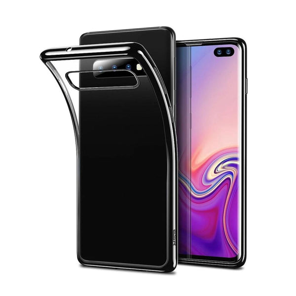 Esr essential twinkler гръб - samsung galaxy s10 plus черен - S10Plus