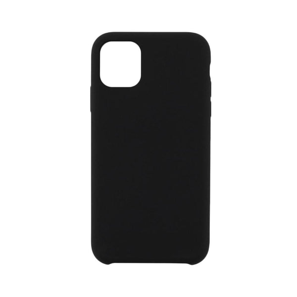 "Husa Forcell Silicon IPHONE 11 2019 ( 6,1"" ) negru"