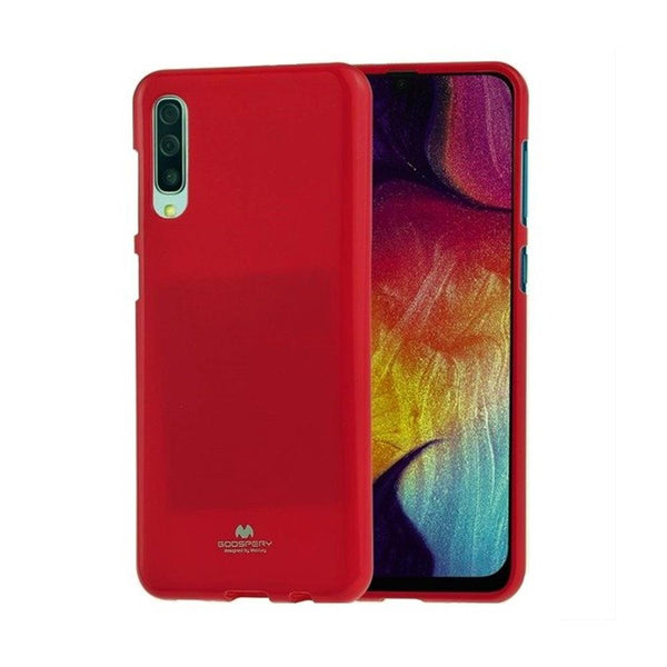 Jelly гръб mercury - samsung galaxy a70 червен - a70