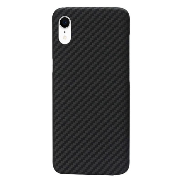 Husa Jelly -  Iphone XR 6.1' carbon mat negru