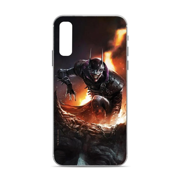 Силиконов гръб licence - samsung galaxy a50 / a50s / a30s batman who laughs - a50