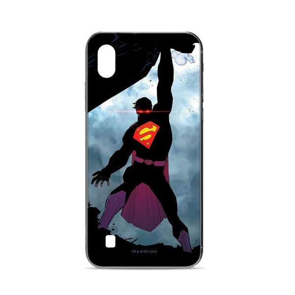 Силиконов гръб licence - samsung galaxy a10 superman - a10