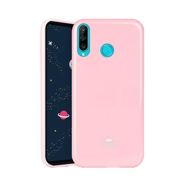 Husa Jelly Mercury - Huawei p30 lite light roz