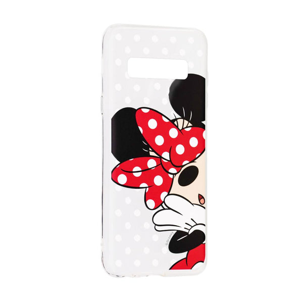 Силиконов гръб licence - samsung galaxy s10 minnie mouse - s10