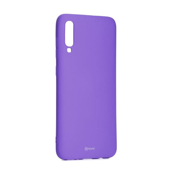 Husa Roar Colorful Jelly - Samsung Galaxy a70 violet