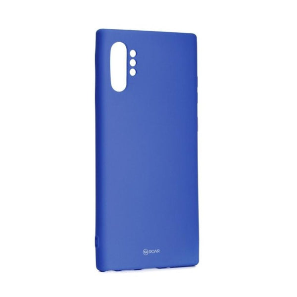 Roar colorful jelly гръб - samsung galaxy note 10 plus  navy - Note10Plus
