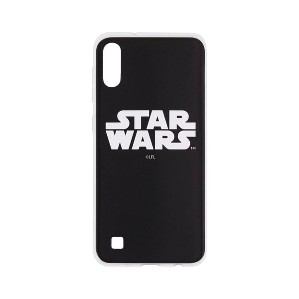 Силиконов гръб licence samsung galaxy m10 star wars black - m10
