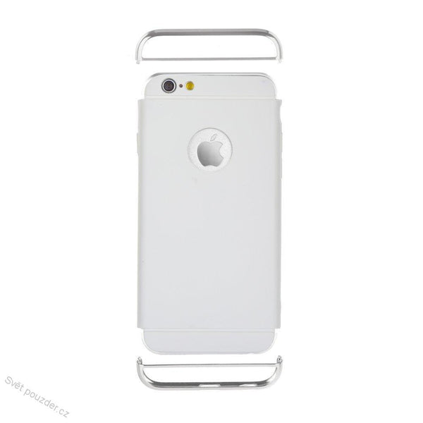 Forcell 3in1  husa - Iphone 6  alb