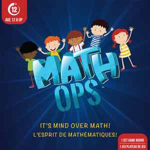MATH OPS (Ages 12 & up)