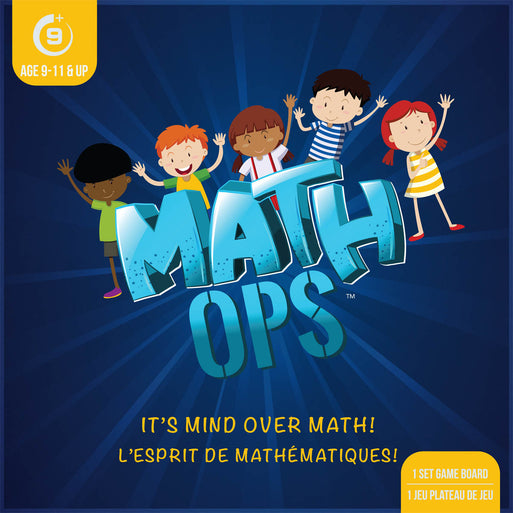 MATH OPS (Ages 9-11)