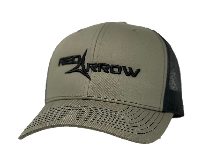Grey Logo Trucker Hat