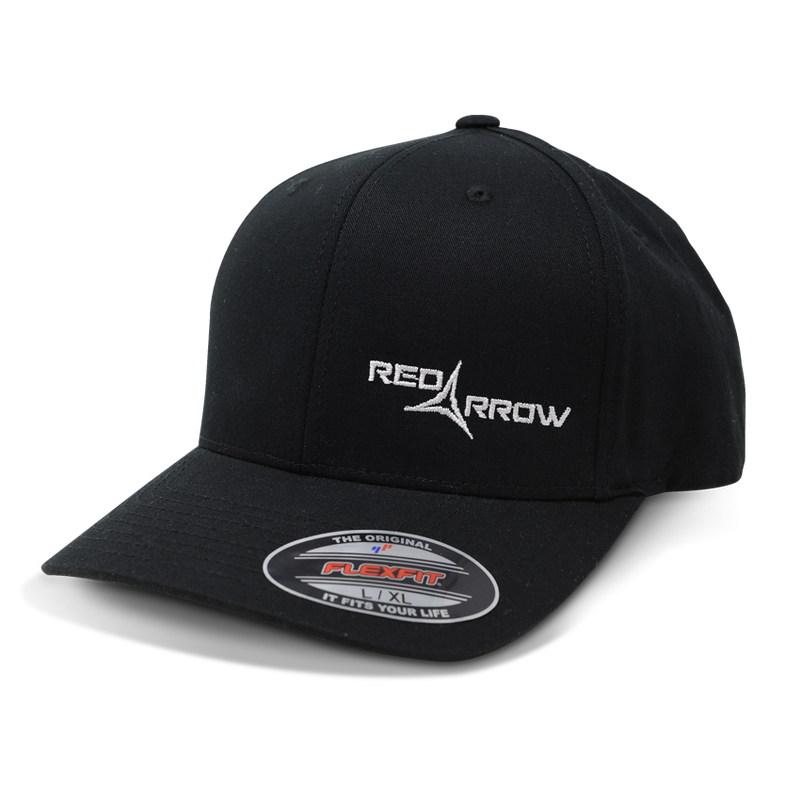 Black Broadhead Trucker Hat