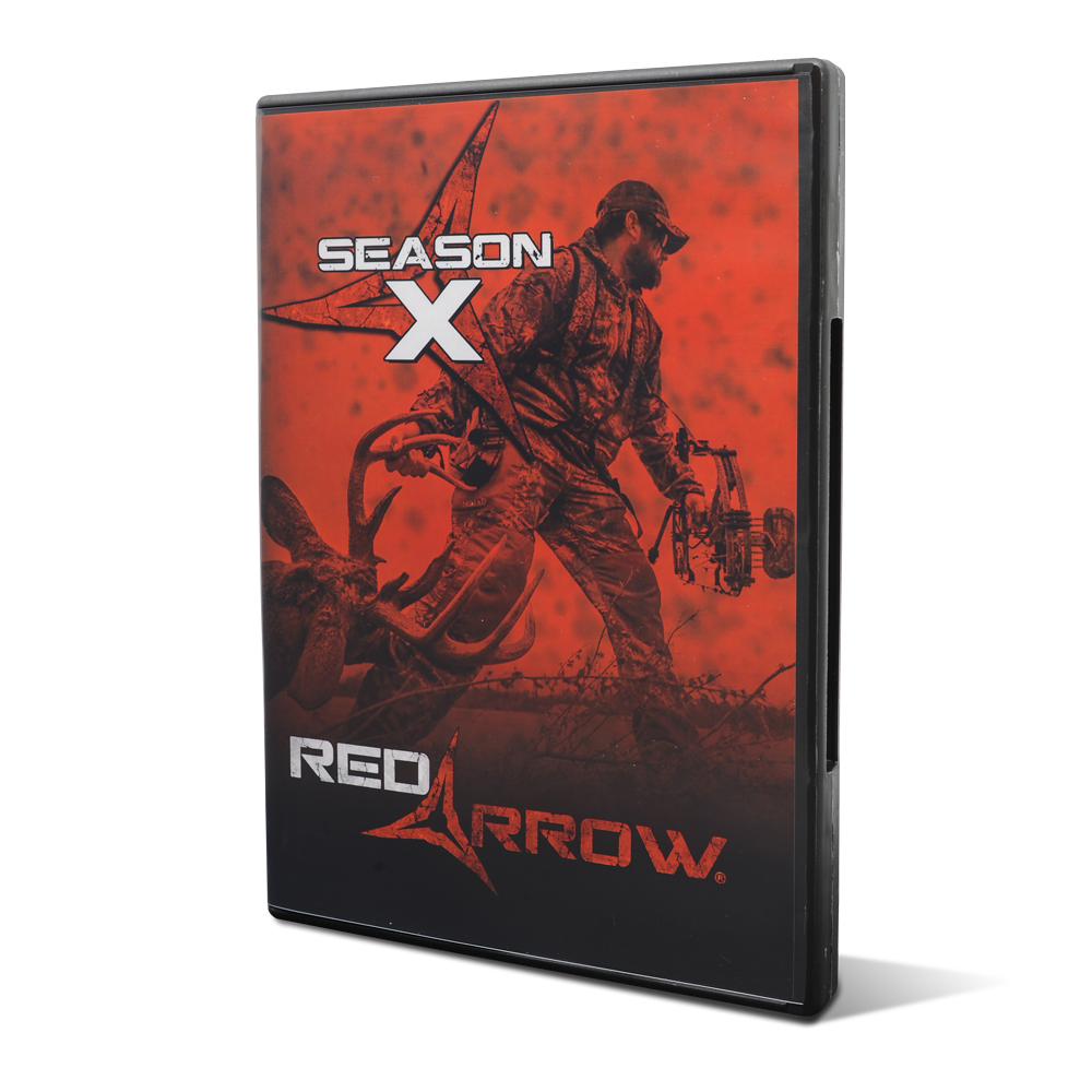 Red Arrow Season 10 DVD