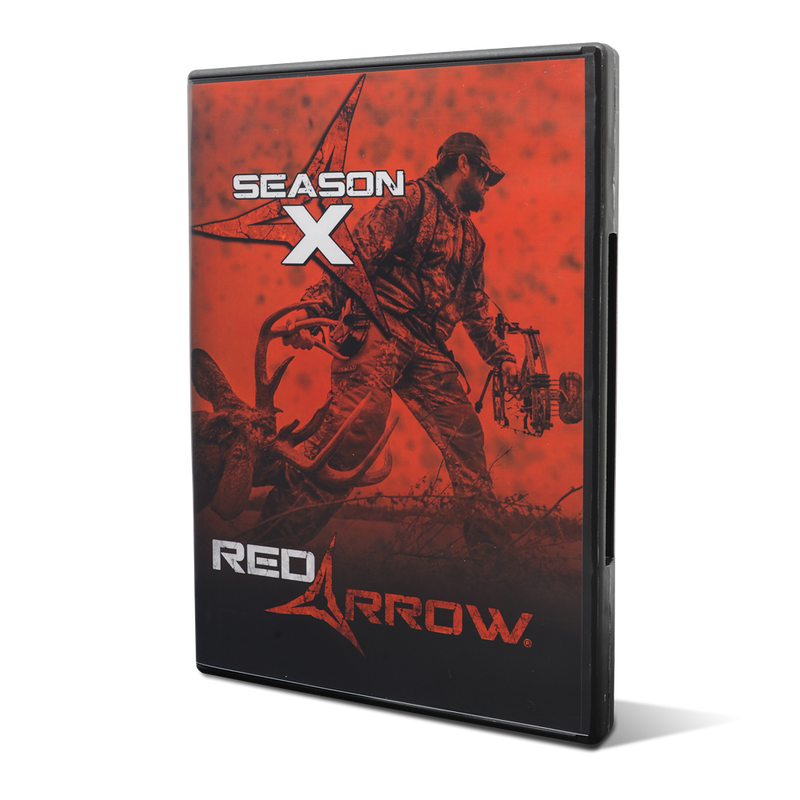 Red Arrow Season 9 DVD