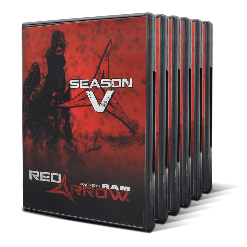 Red Arrow Season 5 DVD