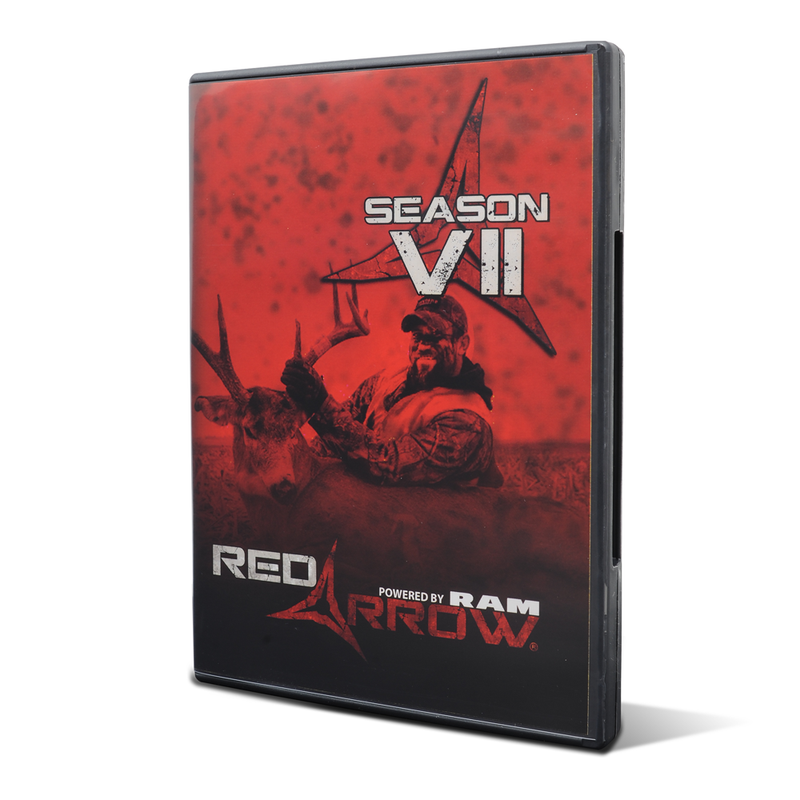 Red Arrow Season 5-10 DVD Bundle