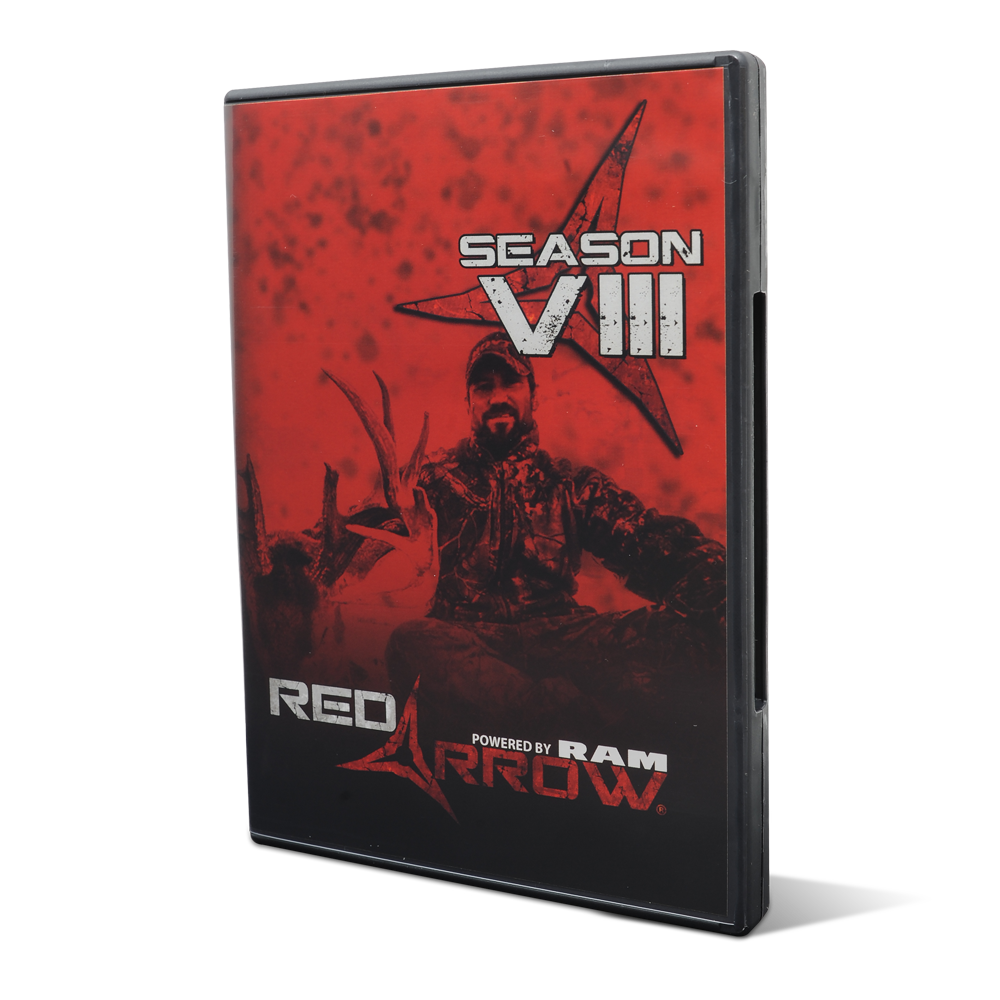 Red Arrow Season 8 DVD