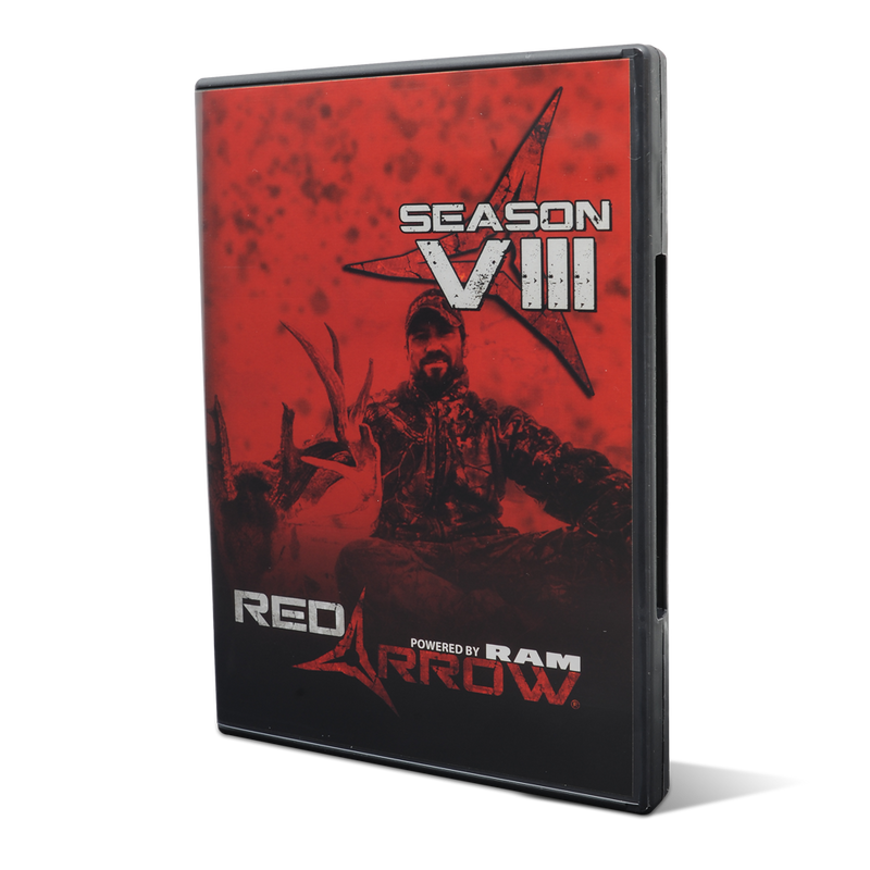 Red Arrow Season 7 DVD