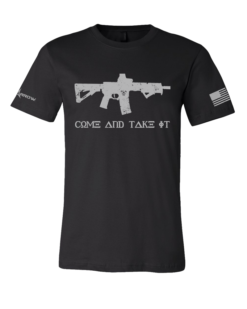 Come And Take It - Black