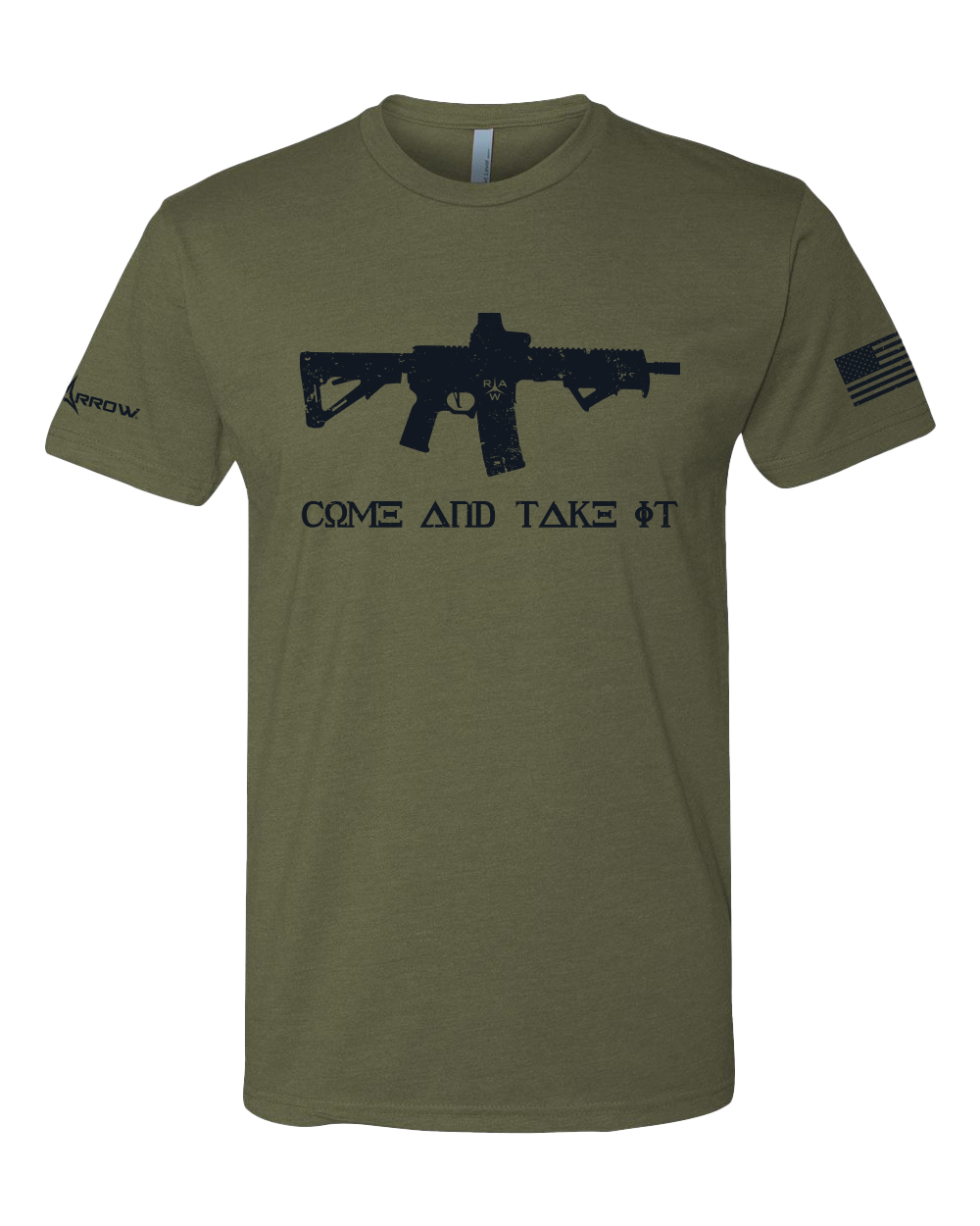 Come And Take It - OD Green