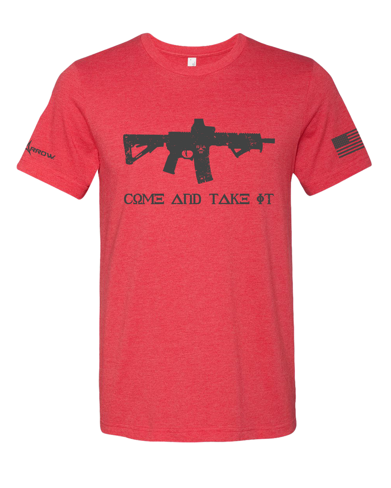 Come And Take It - Red