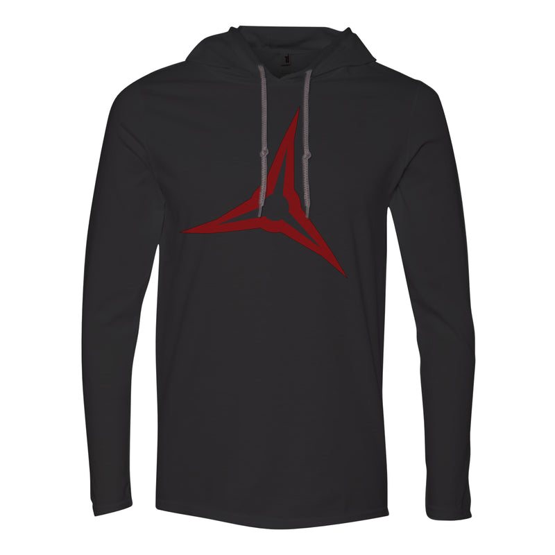 Red Arrow Performance Hoodie Shirt