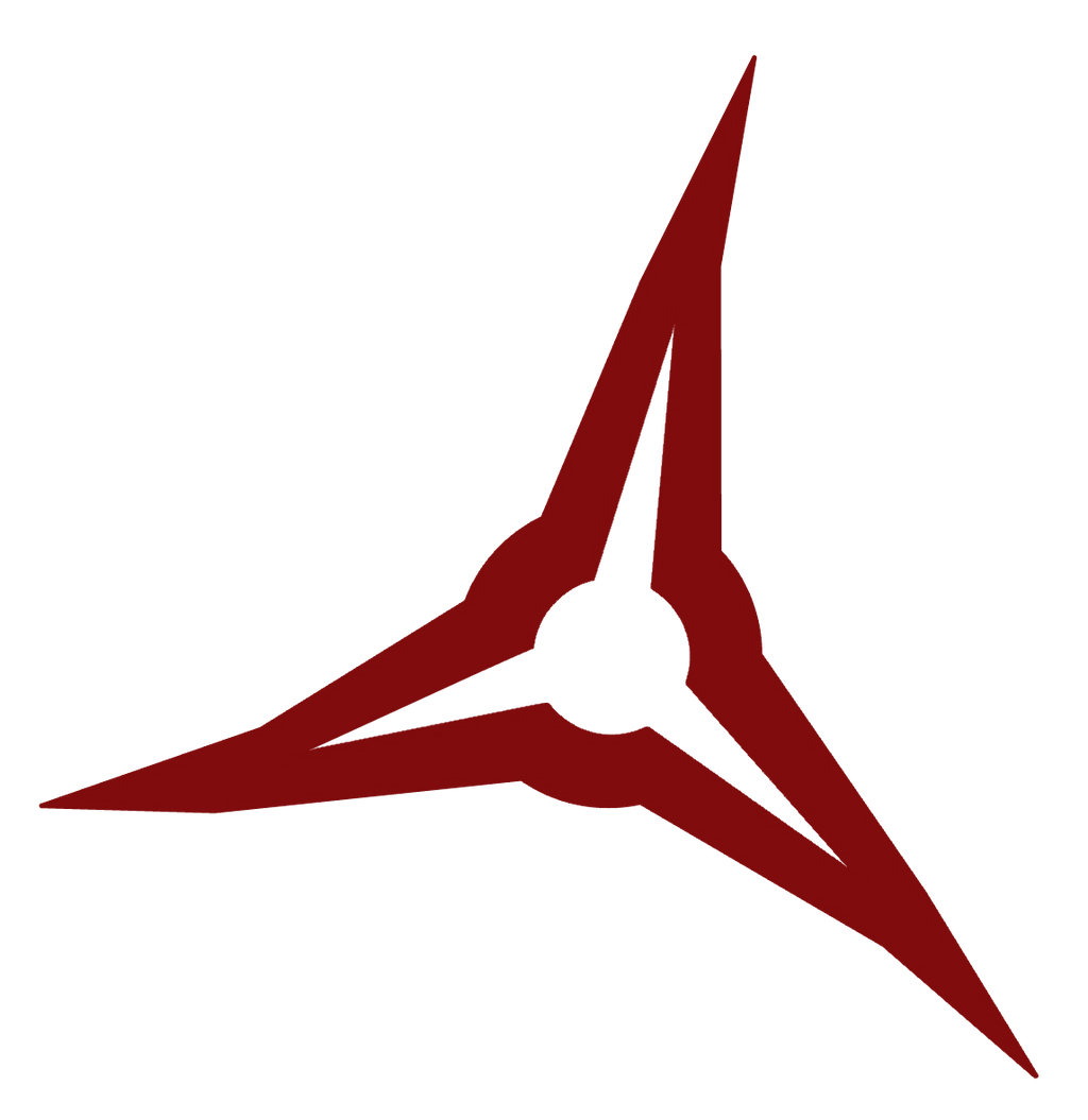 Red Arrow Broadhead Logo 6x6 Decal