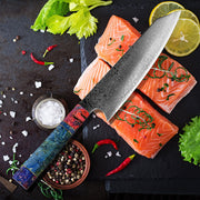 67 Layers Chefs Knife