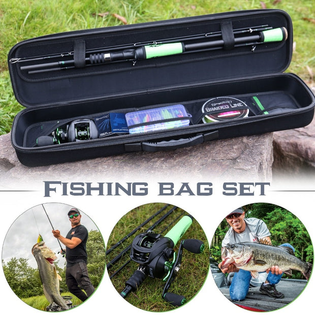 Master Angler Fishing Kit