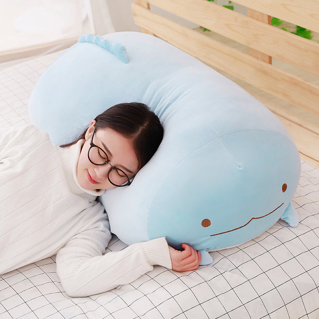 The Soothing Plush Pillow™