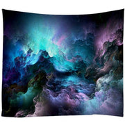 Space Clouds Tapestry