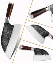 "Shogun Series X 8"" Cleaver"