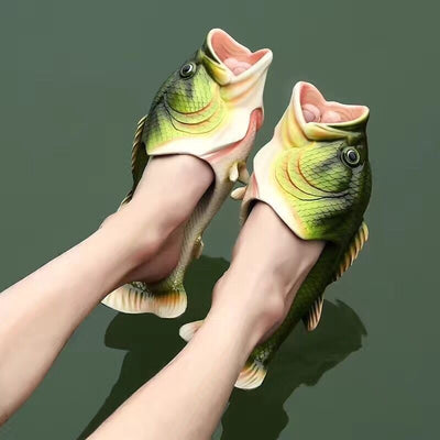 FishMaster Slippers