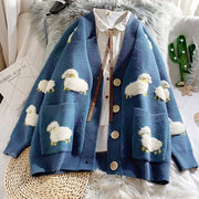 Cute Sheep Cardigan
